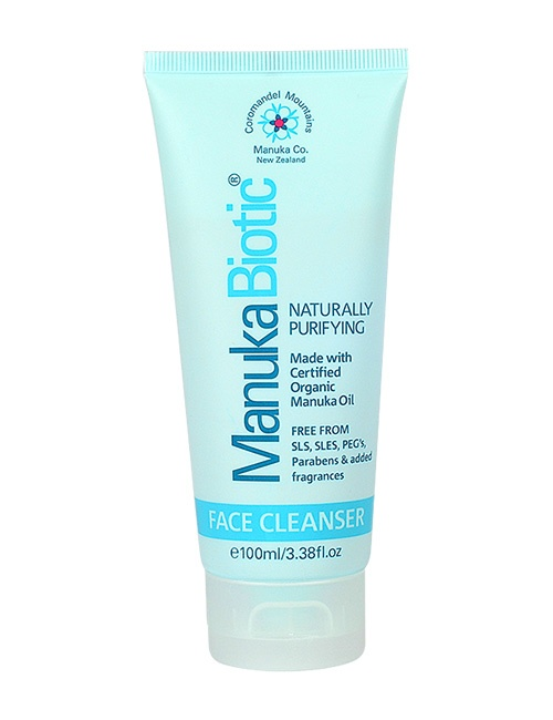 Manuka Biotic Face Cleanser