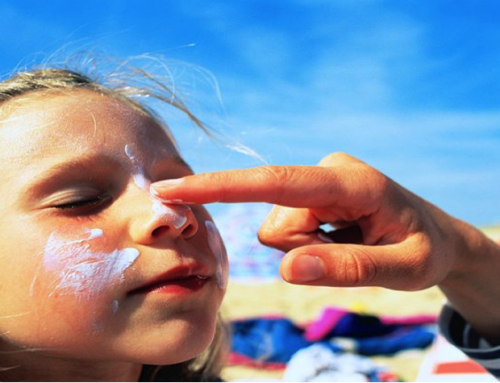 What's Lurking in Your Sunscreen?