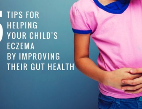 5 Things You Can Do To Help Your Child's Eczema By Improving Their Gut Health