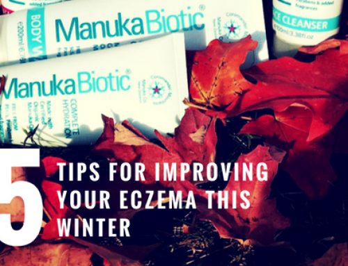 Are you looking for Winter eczema relief?  Are you suffering from dry itchy skin?