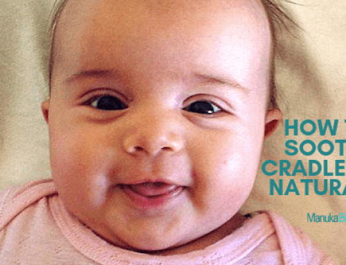 How to soothe Cradle Cap Naturally