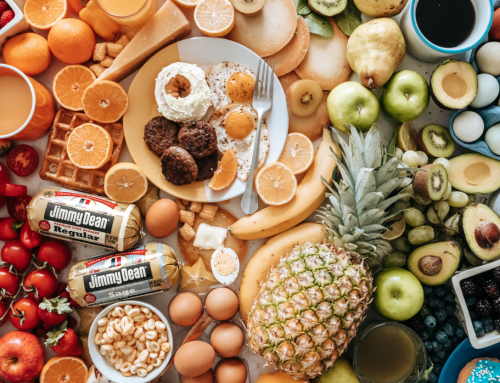 How does food affect acne?